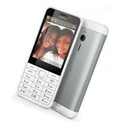 Mobitel Nokia 230 DS, srebrna