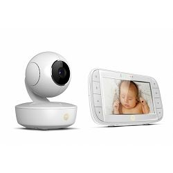 MOTOROLA BABYPHONE MBP-50 - ekran u boji 5'', audio i video, do 300m