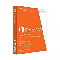MS Office Home Premium 365 AllLng Dwnld licenca, 1 godina, 6GQ-00092