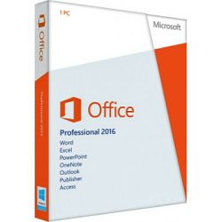 MS Office Professional 2016 All lng Download licenca, 269-16805