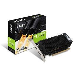 MSI GF GTX 1030 2GH LP OC, 2GB GDDR5, DX12