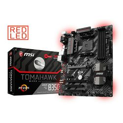 MSI B350 Tomahawk, AM4, DDR4, U3, m.2, ATX