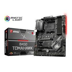 MSI B450 Tomahawk, AM4, DDR4, U3, m.2, ATX