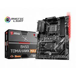 MSI B450 Tomahawk Max, AM4, DDR4, U3, m.2, ATX