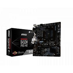 MSI B450M PRO-M2, AM4, DDR4, U3, m.2, mATX