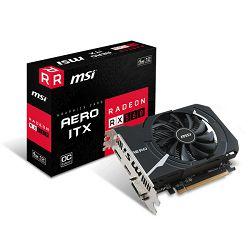 MSI RX 560 Aero ITX 4G OC , 2GB GDDR5, DX12