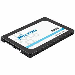 "MICRON 5300 MAX 480GB Enterprise SSD, 2.5"" 7mm, SATA 6 Gb/s, Read/Write: 540 / 460 MB/s, Random Read/Write IOPS 95K/60K"