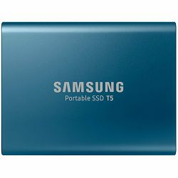 SAMSUNG T5 1TB Extenal SSD, USD 3.1, Read/Write: 540 / 540 MB/s, cable: Type C