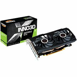 GeForce GTX 1660 GAMING OC X2, 6GB GDDR5, 3xDP+HDMI