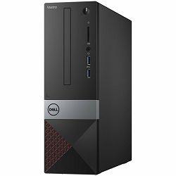 Dell Vostro 3471 -  Intel i3-9100 4.2GHz, 8GB RAM, SSD 256GB M.2, Intel UHD 630, DVDRW, Dell Wireless 1707, Mouse, Windows 10 Pro, 3Y