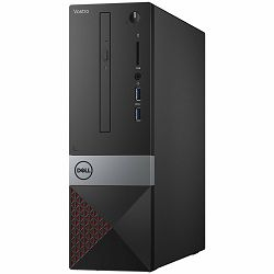 Dell Vostro 3470 - Intel i3-8100 3.6 GHz, 4GB RAM, 1TB HDD, Intel UHD 630, DVDRW, Linux, 3Y NBD