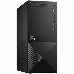 Dell Vostro 3671 EPA - Intel i3-9100 4.2GHz, 8GB RAM, 1TB HDD, Intel UHD 630, DVDRW, Dell Wireless 1707, Mouse, TPM, Linux, 3Y