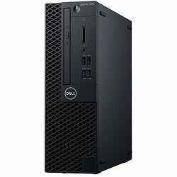Dell Optiplex 3070 SFF BTX, Intel i3-9100 4.2GHz, 8GB RAM, M.2 256GB SSD PCIe NVMe, Intel Graphics,  DVDRW, K+M, Windows 10 Pro, 3Y