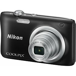 Nikon COOLPIX A100 Black + torbica + 16GB SD kartica