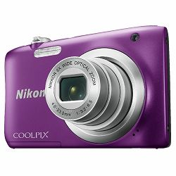 Nikon COOLPIX A100 Purple + torbica + 16GB SD kartica