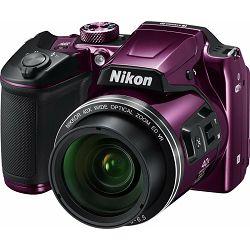 Nikon COOLPIX B500 Purple (gratis NIKON CS-P08 Torbica za Coolpix B500)