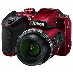 Nikon COOLPIX B500 Red (gratis NIKON CS-P08 Torbica za Coolpix B500)