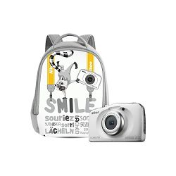 Nikon COOLPIX W100 White Backpack kit (ruksak)
