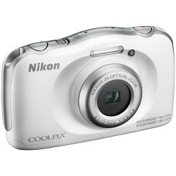 Nikon COOLPIX W100 White Holiday kit