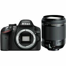 NIKON D3200 + objektiv TAMRON AF 18-200mm F/3.5-6.3 Di II VC for Nikon