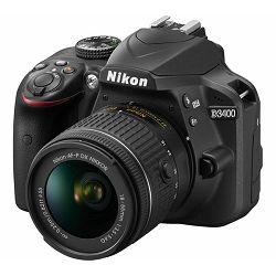Nikon D3400 KIT AF-P 18-55 bez VR