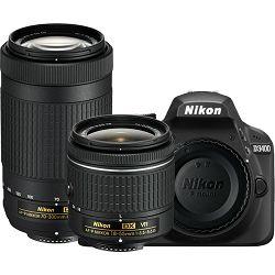 Nikon D3400 KIT AF-P 18-55 VR + AF-P 70-300VR