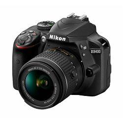 Nikon D3400 KIT AF-P 18-55VR Black