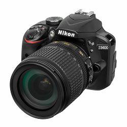 Nikon D3400 KIT AF18-105VR