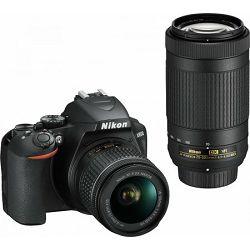 Nikon D3500 AF-P DX 18-55 VR + AF-P DX 70-300 VR