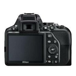 Nikon D3500 KIT AF-P 18-55VR Black