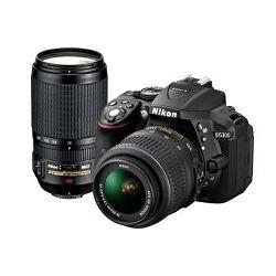 Nikon D5300 KIT AF-P 18-55 VR + AF-P 70-300VR