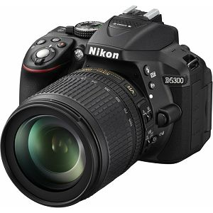 Nikon D5300 KIT WITH AF 18-105VR