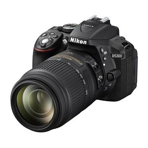 Nikon D5300 KIT WITH AF 18-140VR