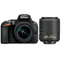 Nikon D5600 KIT AF-P 18-55 VR + AF-S 55-200VRII
