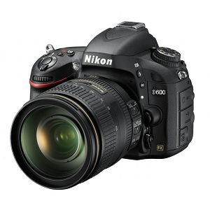 Nikon D600 KIT WITH AF24-120VR