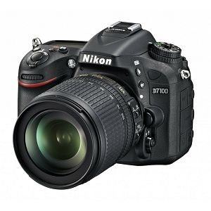 Nikon D7100 KIT WITH AF 18-105VR