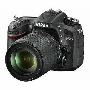 Nikon D7200 KIT 18-105VR