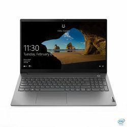 Notebook Lenovo ThinkBook 15 G2 ITL, 15.6'' FHD IPS, i5-1135G7, 8GB, 256GB SSD, Win10 Pro, 20VE0004MX