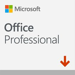 Microsoft Office Pro 2019 All Lng EuroZone PKL Online Dw ESD, 269-17068