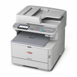 Oki MC342dn print/scan/copy/fax,20/22 str.,dup.