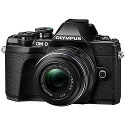 OLYMPUS E-M10 III 1442IIR Kit blk/blk, V207071BE000
