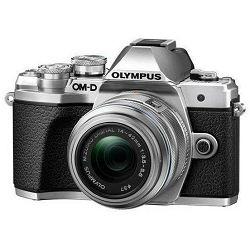 OLYMPUS E-M10 III 1442IIR Kit slv/slv, V207071SE000