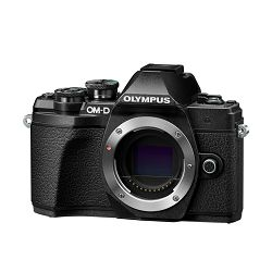OLYMPUS E-M10 III Body black, V207070BE000