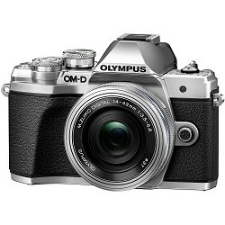 OLYMPUS E-M10 III Pancake Zoom slv/slv, V207072SE000