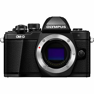 OLYMPUS E-M10 II Body black incl. Charger & Battery, V207050BE000
