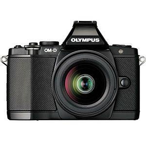 OLYMPUS E-M5 Crni 1250 crni kit