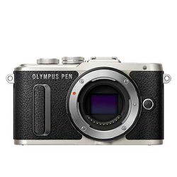 OLYMPUS E-PL8 Body black incl. Charger + Battery, V205080BE000