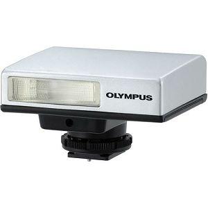 OLYMPUS FL-14 Bljeskalica dizajnirana za Micro Four Thirds (srebrna ili crna)
