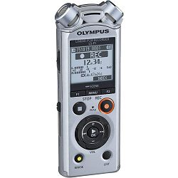 Olympus LS-P1 Linear PCM Recorder incl. Rechargeable Ni-MH battery and Tripod attachment adapter, V414141SE000