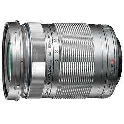 OLYMPUS M.ZUIKO DIGITAL  ED 40-150mm 1:4.0-5.6 R / EZ-M4015 R  silver, V315030SW001